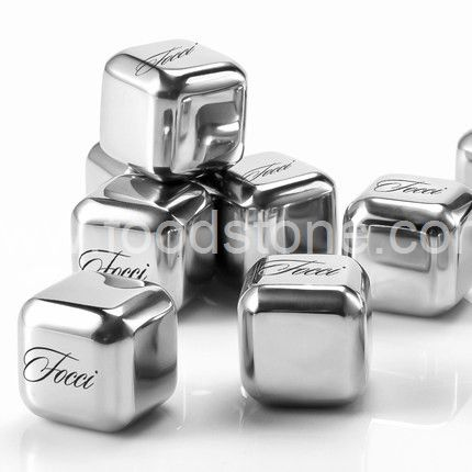 Stainless Steel Ice Cubes (26)