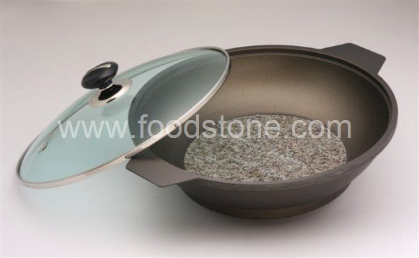 Stone Frying Pans